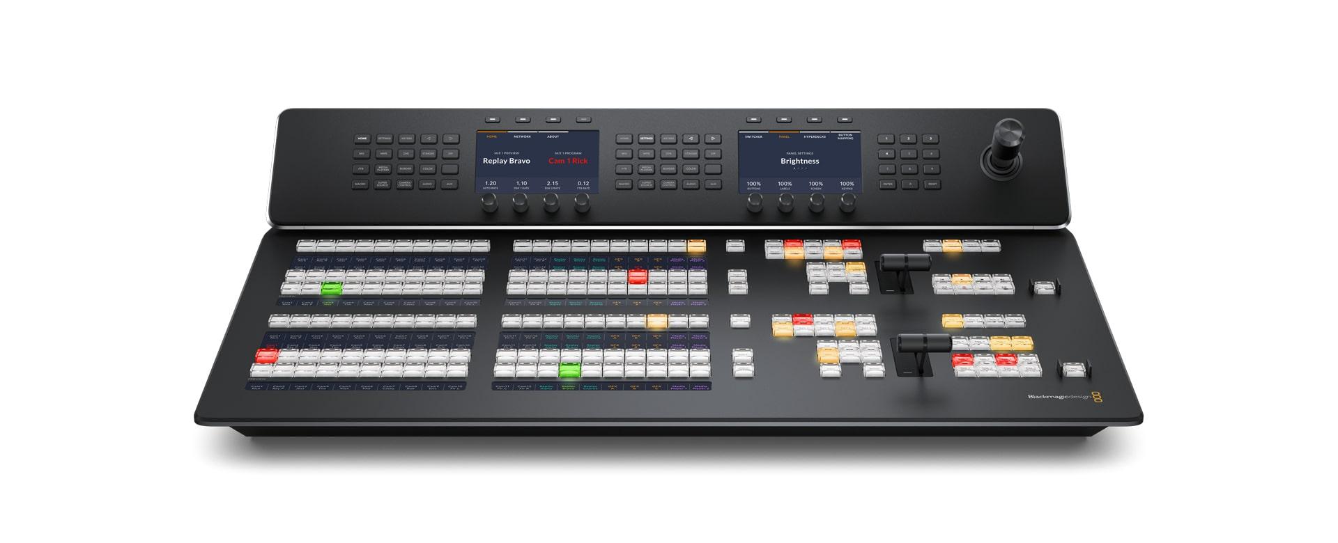 Blackmagic ATEM 2 M/E Advanced Panel