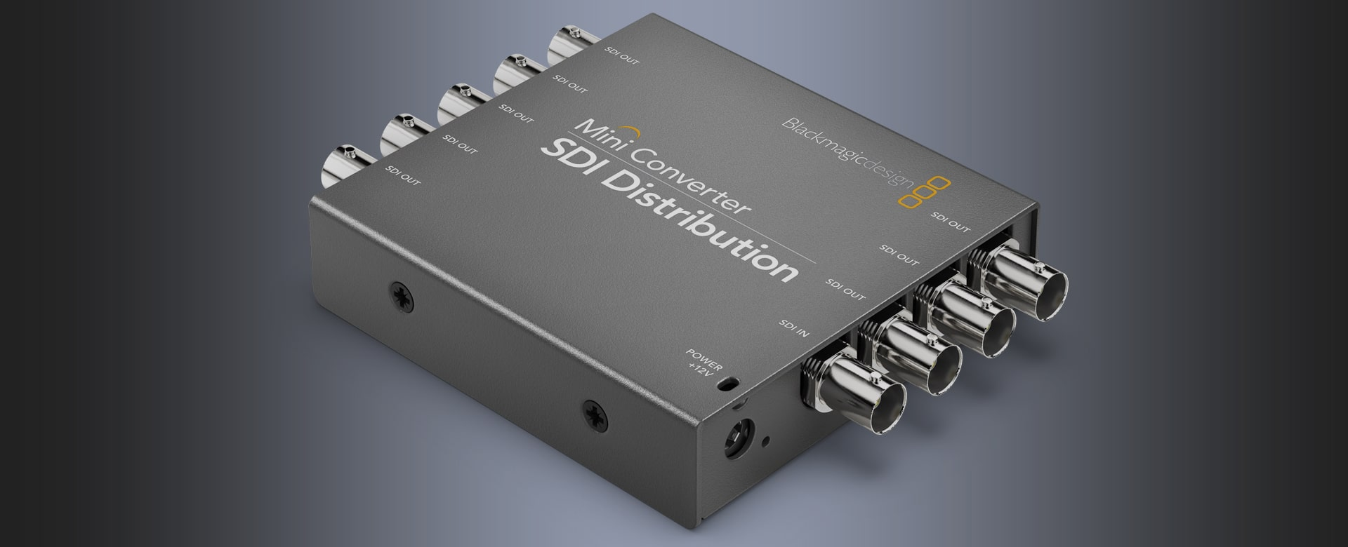 Blackmagic Mini Converter Sdi Multiplex 4k
