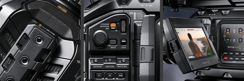 Blackmagic URSA Mini Pro 4 6K G2